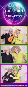 Photobooth @ Party 40 years