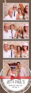 Photobooth @ Huwelijk